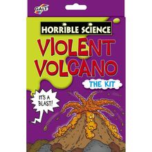 Horrible Science: Vulcanul violent