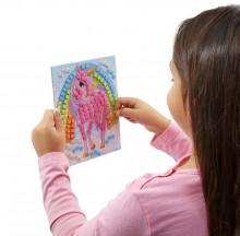 Mini mozaic - Unicorn