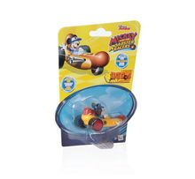 MM MINI MASINUTE ASORT. ROADSTER RACERS W2 - Mickey Hot Dog Racers