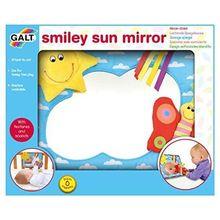 Oglinda bebelusului-Soarele zambaret