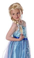 Peruca Frozen Elsa