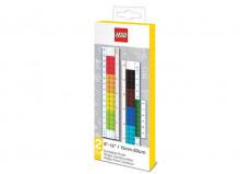 Rigla LEGO construibila cu minifigurina (52558)
