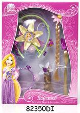 Set accesorii Rapunzel