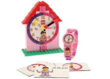 Set ceas de mana LEGO si ceas educativ (9005039)