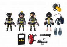 Set de construit - echipa SWAT