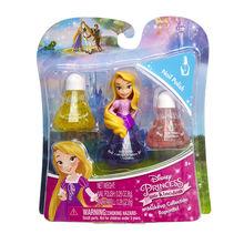LK Set machiaj Disney Princess - Rapunzel Nail