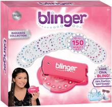 Blinger Aplicator cu 75 pietre - Roz