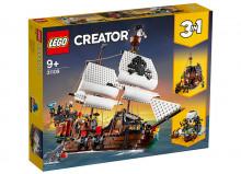 Corabie de pirati (31109)