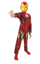 Costum Clasic Iron Man S