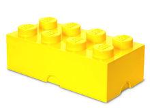 Cutie depozitare LEGO 2x4 galben (40041732)