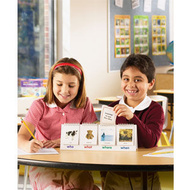 Flip chart pentru scriere creativa - Learning Resources