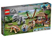 Indominus Rex contra Ankylosaurus? (75941)