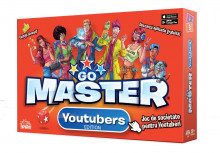 Joc societate GO MASTER - YOUTUBERS EDITION