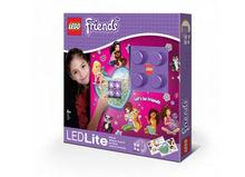 Lampa de veghe cu autocolante LEGO Friends (LGL-NI13)