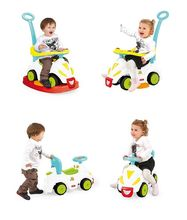 Masinuta  4 in 1  -  Ride on rocker