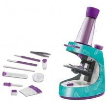 Microscop cu jurnal de activitati