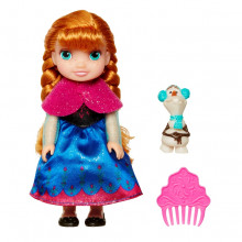 Papusa Frozen 15 cm - Anna