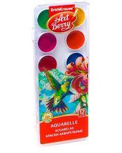 Set acuarele cu protectie UV - 12 culori