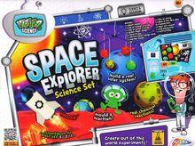 Set experimente - Exploreaza spatiul cosmic