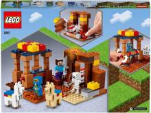 Lego Minecraft - Taraba negustorului