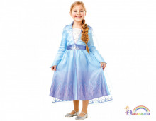 FROZEN 2 COSTUM ELSA DE CALATORIE M