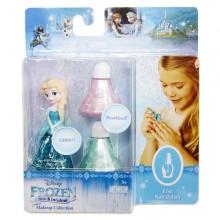 LK Set machiaj Frozen seria 2 Elsa Nail Polis - Jakks Pacific