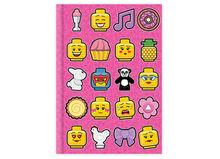 Agenda LEGO Iconic roz (51159)