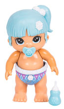 Bebelusi Little Live Babies cu functii FULG DE NEA