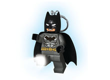 Breloc cu lanterna LEGO DC Super Heroes Batman (LGL-KE92)