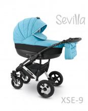 Carucior copii 3 in 1 Sevilla Camarelo Xse-9