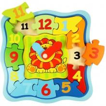 Ceas puzzle - Leu
