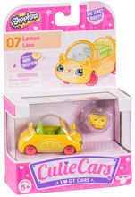 CUTIE CARS, pachet 1 masinuta - Lemon Limo