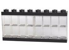 Cutie neagra pentru 16 minifigurine LEGO (40660003)