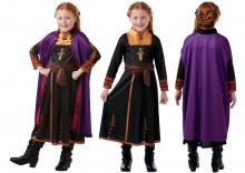 FROZEN 2 COSTUM ANNA DE CALATORIE L