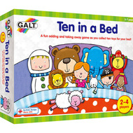 Joc interactiv - Ten in a bed
