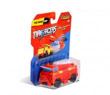 MASINUTA TRANSFORMABILA - masina de pompieri & jeep