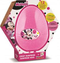 Oua surpriza Disney Minnie - figurina Minnie + accesoriu