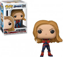 POP AVENGERS ENDGAME CAPTAIN MARVEL