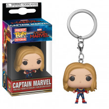 POP KEYCHAIN: MARVEL - CAPTAIN MARVEL - CAPTAIN MARVEL