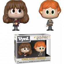 POP - Ron Weasley & Hermione Granger: Harry Potter x Vynl