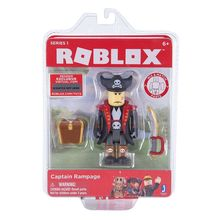 ROBLOX Captain Rampage