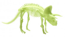 Schelet Triceratops reflectorizant