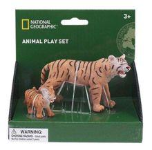 Set 2 figurine - Tigrul si puiul