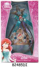 Set diadema si bagheta Ariel