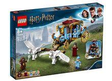 Trasura lui Beauxbatons: Sosire la Hogwarts (75958)