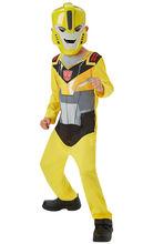 Costum cu masca - Bumblebee