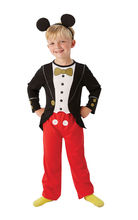 Costum clasic Mickey Mouse - M