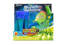 "Baloane cu apa ""Bunch O Balloons - Rapid Fill"" -cu 1 lansator Blue"