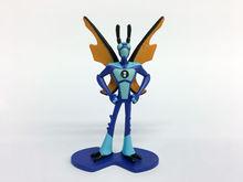 BEN 10 Mini figurine blister - Stinkfly