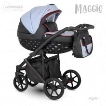 Carucior copii 3 in 1 Maggio Camarelo Mg-9